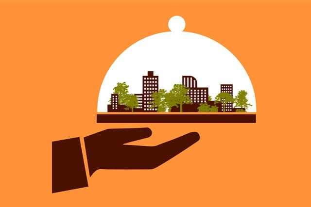 Las ciudades atrezo y nuestras realidadesficción