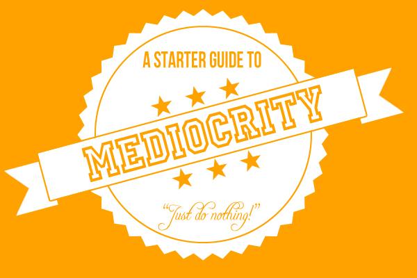 La mediocridad y el principio de Peter. Cuando todos somos mediocrespotenciales