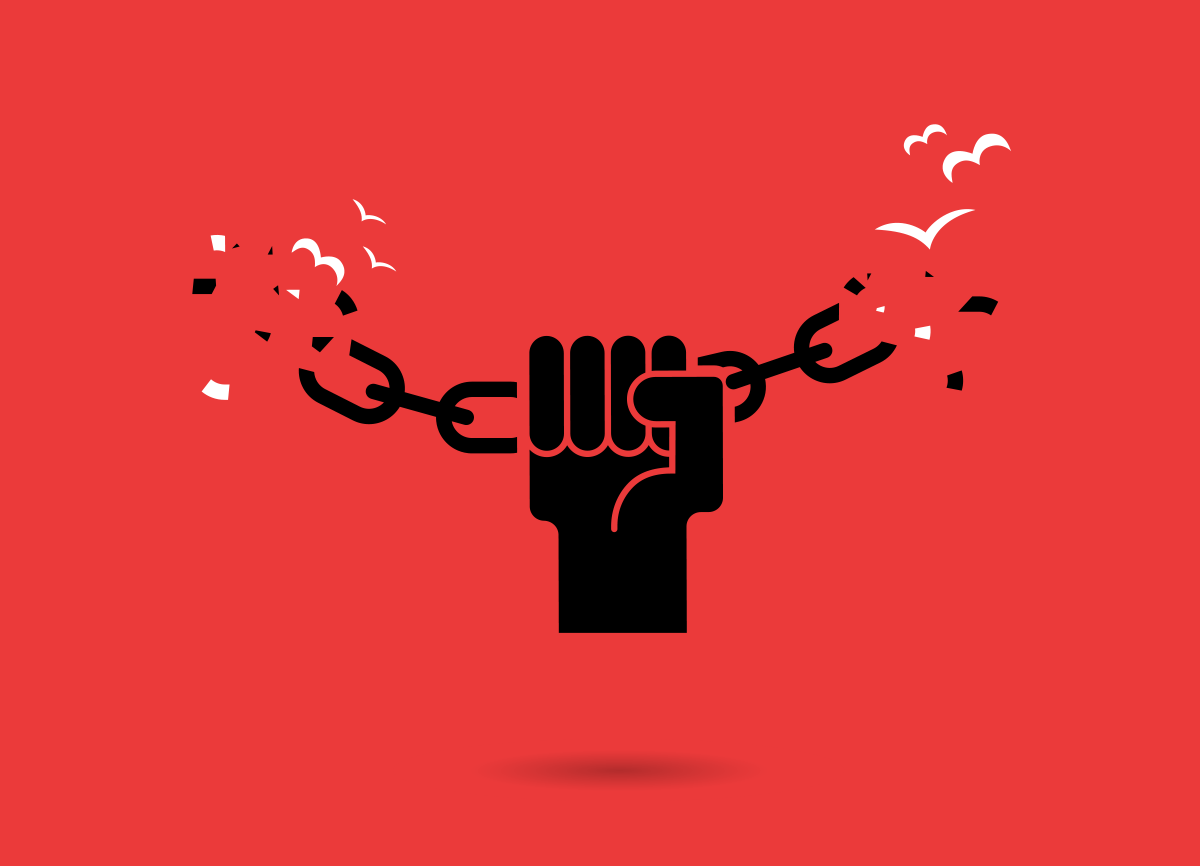 La libertad también nos damiedo