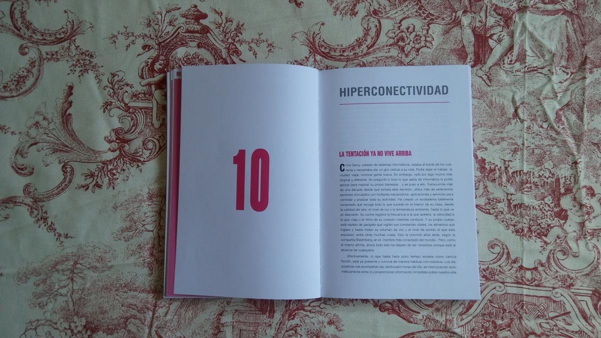 """Las citas de """"INSATISFICCIÓN"""". Capítulo 10. Hiperconectividad"""