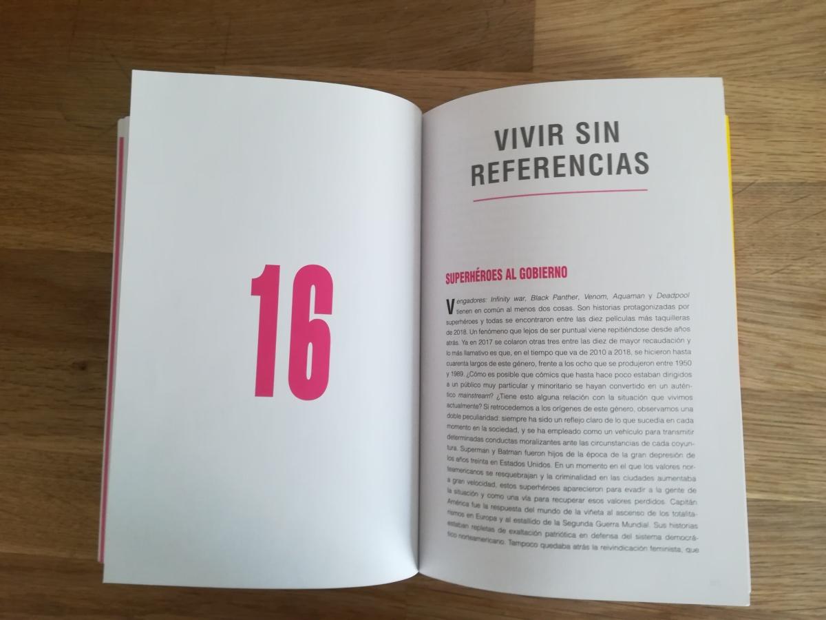 """Las citas de INSATISFICCIÓN. Capítulo 16. """"Vivir sin referencias"""""""