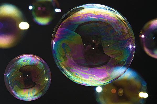 Las burbujas