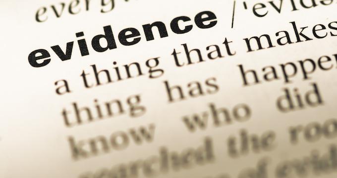 La evidencia, la duda y labeligerancia