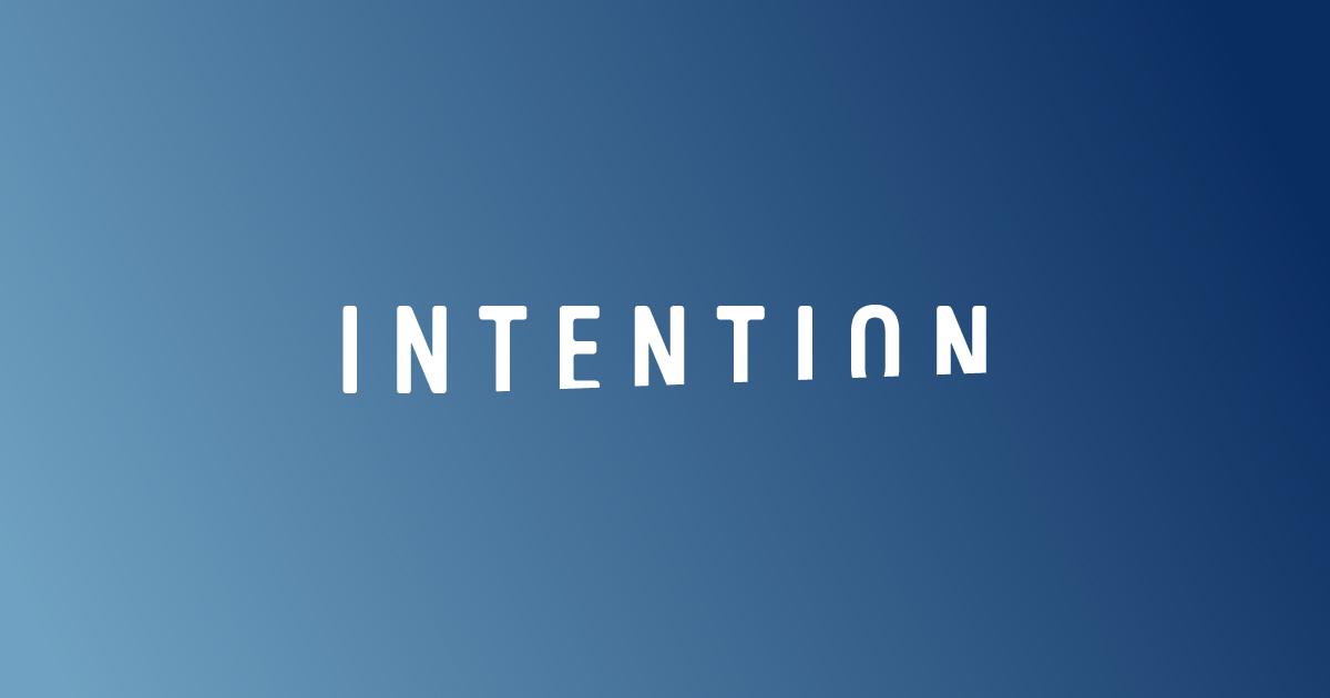 La intención es lo quecuenta